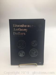Eisenhower-Anthony Dollars 1971-1999 Collection