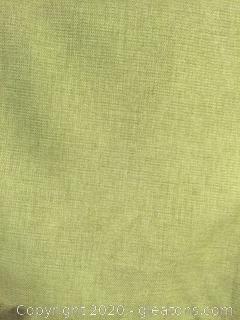 Green Woven Fabric