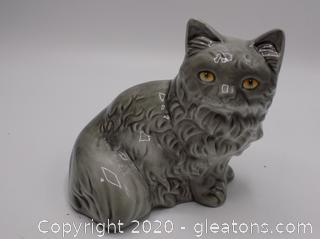 Grey Persian Cat by: Goebel W Germany