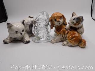 Cats and Dogs Lot