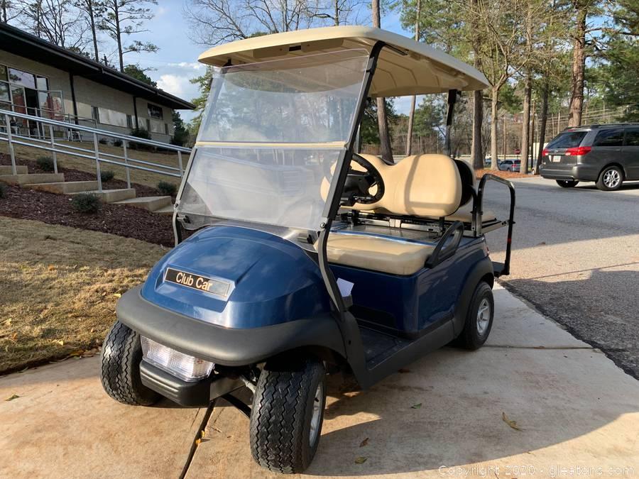 2016 Electric Club Car Precedent Golf Cart with Warranty