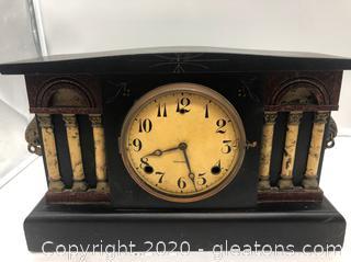 Vintage Gilbert Mantel Clock