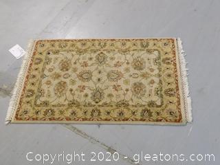 Oriental Threshold Rug