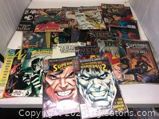 "Selection of Great Picks ""DC"" Book"