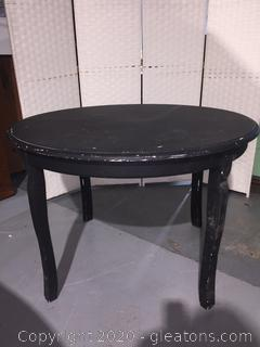 Painted Vintage Wooden Table