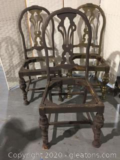 Dining Chairs (DIY)