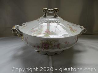 Antique Theodore Haviland Soup Tureen