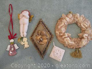 Cherubs (Lot of 6)