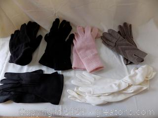 Vintage Lot of Women's Gloves