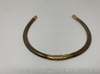 10kt Gold Filled Necklace