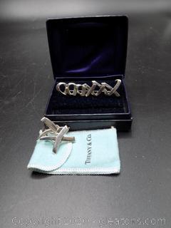 Tiffany & Co Set in Original Box