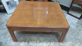 DREXEL LARGE COFFEE TABLE