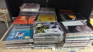 LOT OF EIGHTY FIVE CDS