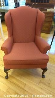 ROSE WING BACK CHAIR