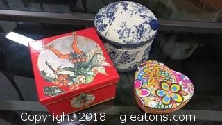 BOX AND BRIGHTON TIN CAN