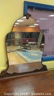 ANTIQUE MIRROR ONLY