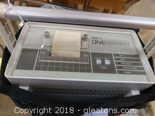 ONEAC ONEGRAPH MACHINE