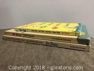 Vintage Books Dr Seuss