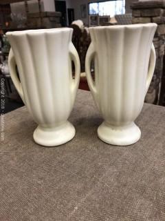 USA Pottery, Pair