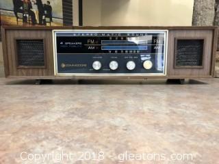 Vintage Radio- Works