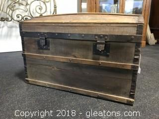 Antique Trunk from France