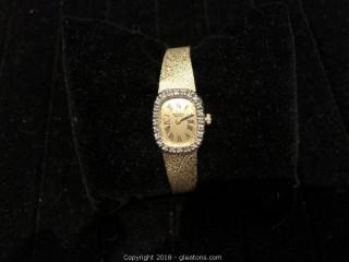 Vintage Universal Geneve Lady's Watch