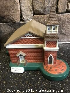 Auburn University Chapel - Collegiate Collections Limited Edition