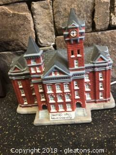 Samford Hall - Collegiate Collections Limited Edition