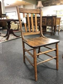 Antique Chair, Solid Oak