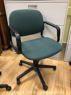 Dental Office Chair, Commercial Grade WIDE and with Arms
