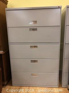 Hon Office File Cabinet Brigade