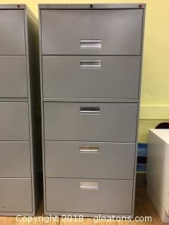 Hon Office File Cabinet