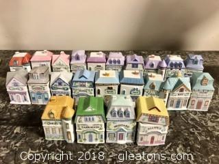 Lenox Spice Village- Complete Set!