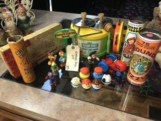 Vintage Toy Lot