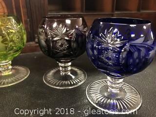 Nachtmann Traube Brandy Glasses - 6 in Excellent Condition