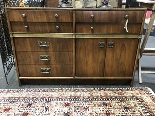Mid Century Dresser by Hickory Manufacturing - 10 Drawer