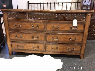 Shadow Mountain Rustic Dresser - Great Condition