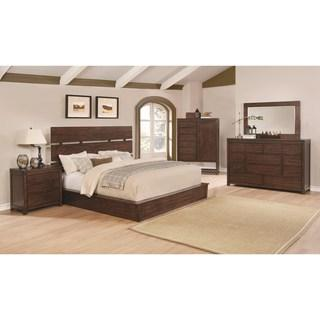 Artesia 4 Piece King Bedroom Set (NEW)