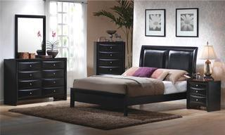 Briana Queen 4 Piece Bedroom Set (NEW)