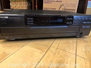 Kenwood Multi Cd Player Tested
