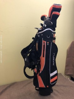 Maxfli Golf Clubs Juniors, Righty