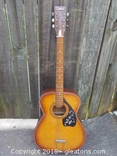 Decca Vintage Guitar