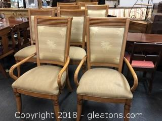 Tommy Bahama by Lexington 8 Dining Chairs