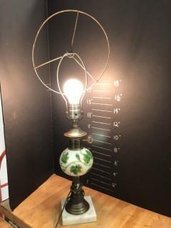 Vintage Soy Lamp Works