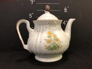 Japanese Tea Pot Flowers