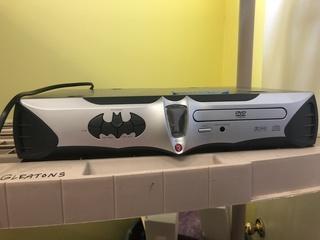 Batman Player DVD