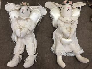 Angel Bunny Pair