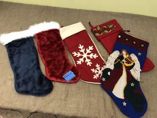 Five Stockings
