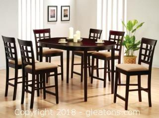 4 New Bar Stools - High Quality with Warranty