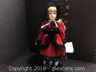 """16"""" Doll Camile """"Francesca"""""""